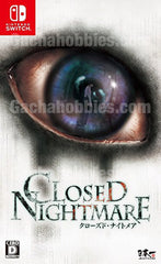 Nintendo Switch: Closed Nightmare Japanese version (Pre-order)