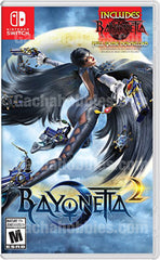 Nintendo Switch Bayonetta English Ver. / Japanese Ver. (Pre-Order)