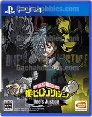 PS4 Nintendo Switch My Hero Academia One's Justice Japanese version (Pre-order)