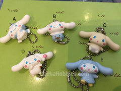 Gashapon Cinnamoroll Keychain Set (In Stock)