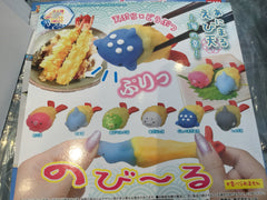 Squishy Tempura 6 pcs  set (In-Stock)