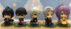 Gashapon Touken Ranbu 5 Set (In-stock)
