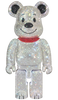 BE@RBRICK SNOOPY CRYSTAL DECORATE 400% Limited (Pre-order)