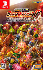 Nintendo Switch Game Capcom Belt Action Collection 中文版 (Pre-order)