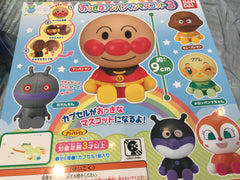 Anpanman Big Head Figure 6 Pieces Set (In-stock)