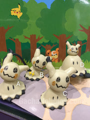 Pokemon Mimikyu Mini Figures 4 Pieces Set (In-stock)