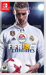 Nintendo Switch FIFA 18 中文版 (Pre-Order)