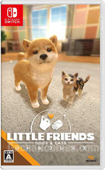 Nintendo Switch Little Friends - Dogs & Cats (Pre-Order)