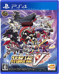PS4/PS Vita Super Robot Wars V Normal/Limited/Chinese Version (Pre-order)