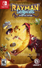 Nintendo Switch Rayman Legends Definitive Edition ( English version) (1-4p) (Pre-Order)