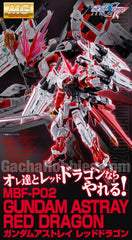 MG 1/100 MBF-P02 Gundam Astray Red Dragon Limited (Pre-order)