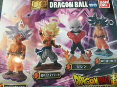 Gashapon UG Dragonball 8 Set 3 Pieces (In-stock)