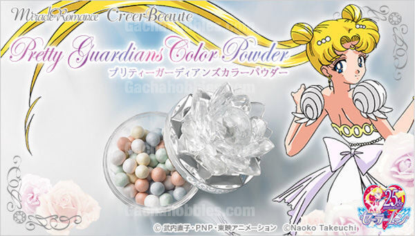 Miracle Romance Pretty Guardian Color Powder Limited Edition (Pre-order)