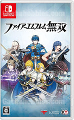 Nintendo Switch/ 3DS Fire Emblem Warriors Japanese Ver  NS 火紋無雙  中文版 (Pre-Order)