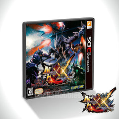3DS Monster Hunter Double Cross
