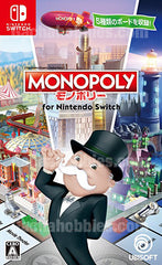 Nintendo Switch Monopoly Japanese Ver. (Pre-Order)