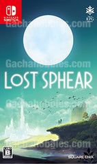 Nintendo Switch Lost Sphear Japanese Ver. (PRE-Order)