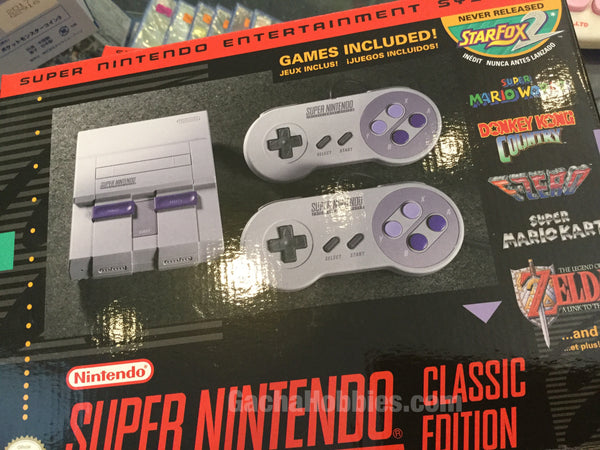 Super Nintendo Entertainment System Classical Edition