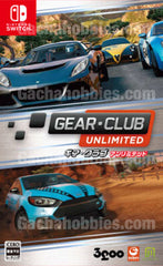 Nintendo Switch Gear Club Unlimited (Pre-Order)