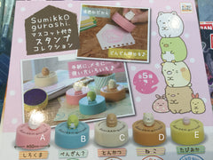 Sumikko Gurashi Stamp 5 Pieces Set (In-stock)