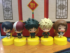 Gashapon My Hero Academia Character Figure Set (In Stock)