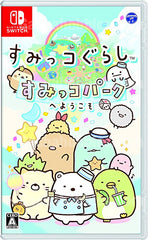 Nintendo Switch Sumikko Gurashi : Welcome to Sumikko Park. Japanese Ver (Pre-Order)