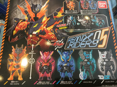 Gashapon Kamen Rider Build Remix Riders 05 Set (In Stock)