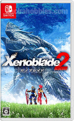 Nintendo Switch Xenoblade2 Collector's Edition Japanese Ver. NS 異度神劍 2 中文版 (Pre-Order)