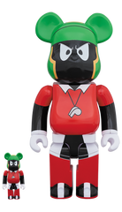 BE@RBRICK MARVIN THE MARTIAN 100% & 400% Limited (Pre-order)