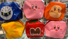 Hoshi no Kirby Coin Bags 6 Pieces Set (In-stock)