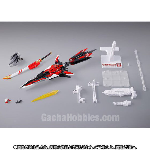 METAL BUILD Gundam Tactical Arms II L & Tiger Pierce Option Set Limited (Pre-order)