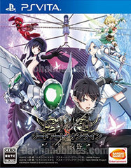 PS4 PSVita Accel World vs Sword Art Online: Millennium Twilight (Pre-Order)