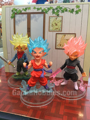 Gashapon Dragonball Figure Set (In Stock)