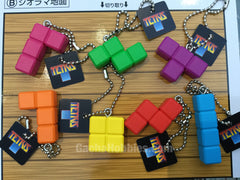 Gashapon Tetris Keychain Set (In Stock)