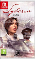 Nintendo Switch SYBERIA English Ver (Pre-Order)