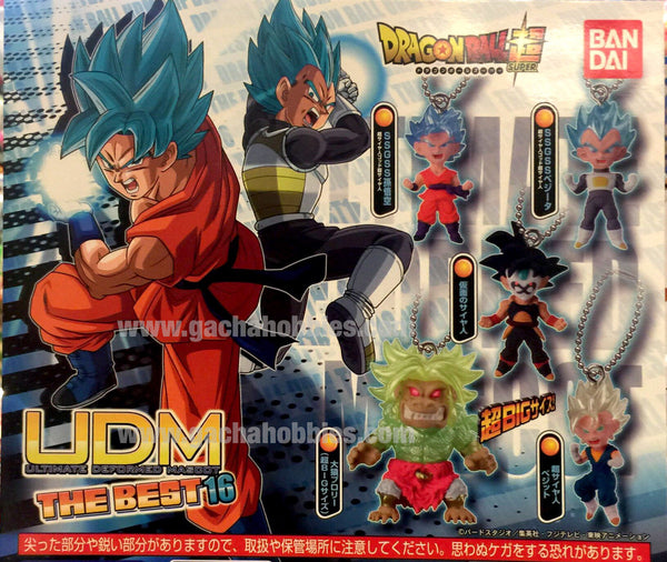 DRAGONBALL UDM THE BEST 16