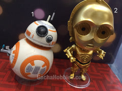 Gashapon Star Wars High Quality Action Model (In Stock)