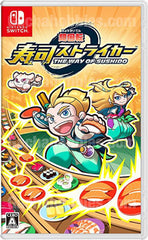 Nintendo Switch Sushi Striker: The Way of Sushido Japanese (Pre-order)