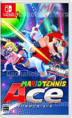 Switch Mario Tennis Ace 中文版 (Pre-order)
