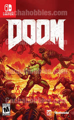 Nintendo Switch DOOM English Ver. (Pre-order)