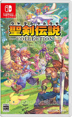 Nintendo Switch The Legend of Mana Collection Japanese Ver. (Pre-order)