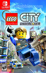 Nintendo Switch/ PS4 樂高小城:臥底密探  中文版 Lego City Undercover (Pre-order)