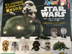 Star Wars Colle Chara Set 8 Pieces (In-stock)