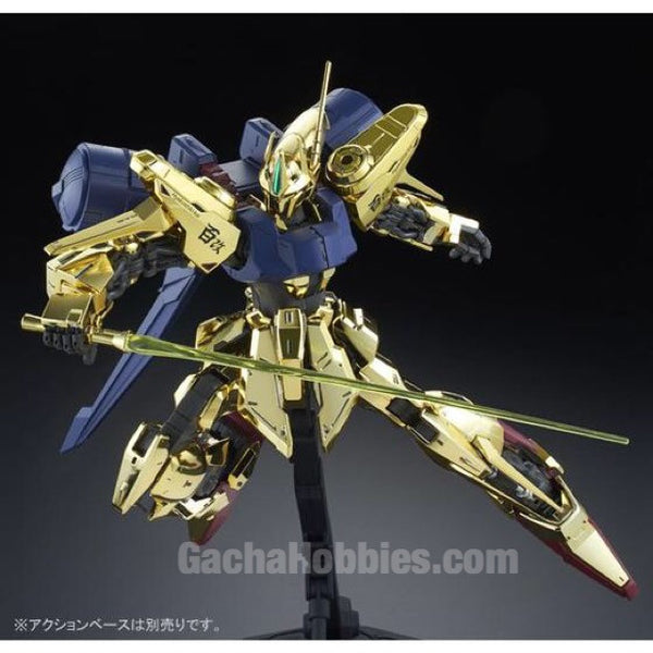 Gundam Model Kit MG 1/100 Gold Chrome Limited (Pre-order)