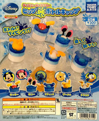 Disney Bottle Cap Figures Set