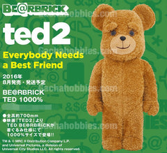 BE@RBRICK TED 2 1000% (Pre-order)