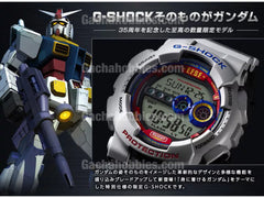 New Gundam X G-Shock 35th Anniversary Limited (Pre-order)