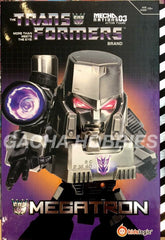 Transformers Mecha Nation Action Figure 03 Megatron