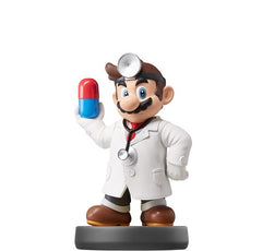 Amiibo Dr. Mario Smash Brothers Series