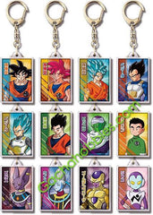 DragonBall Keychain 8 pcs Box Set (Pre-order)